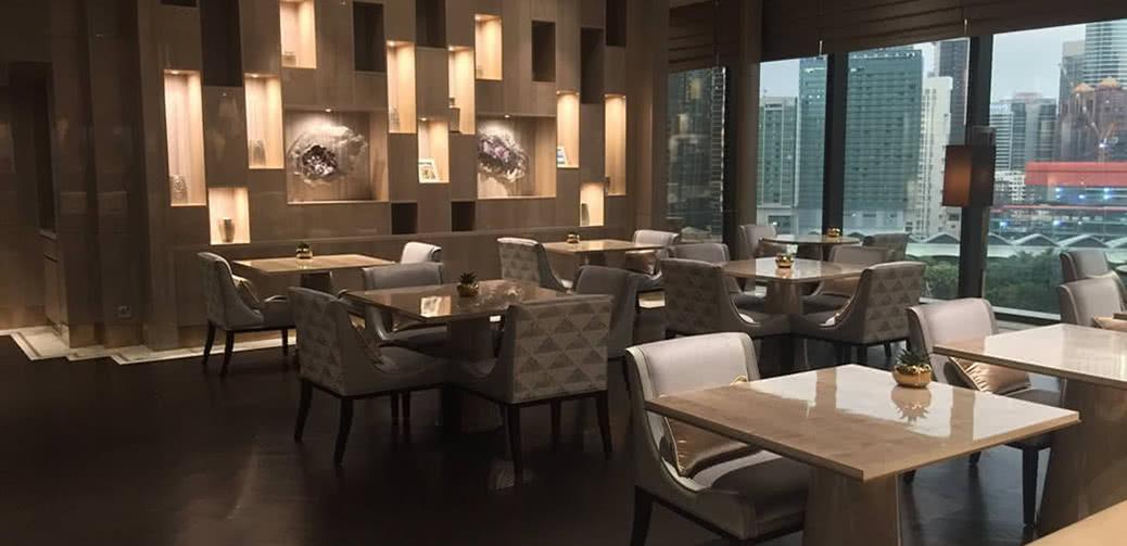 Review: Four Seasons Kuala Lumpur Executive Lounge