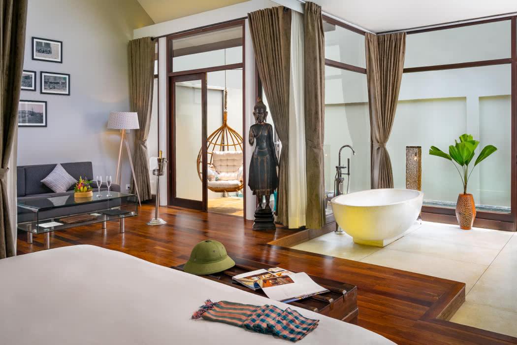 Boutique Hotel Review: Heritage Suites Hotel in Siem Reap