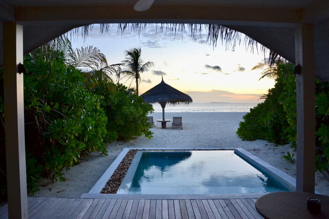 Hotel Review: Kanuhura, Maldives