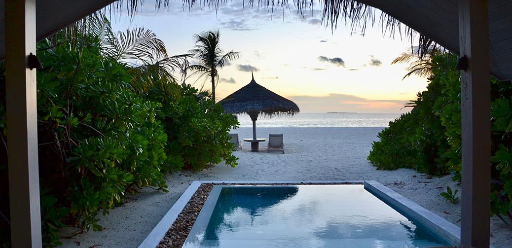 Hotel Review: Kanuhura, Maldives