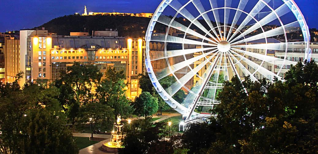 Review: Kempinski Hotel Corvinus Budapest