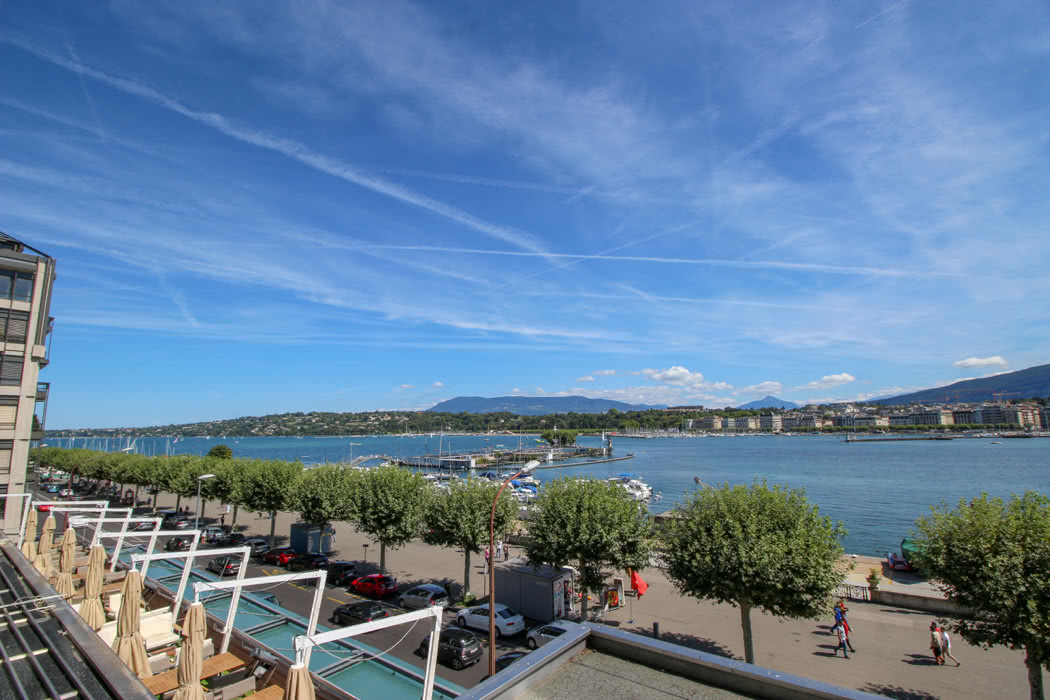 Review: Kempinski Geneva, Switzerland