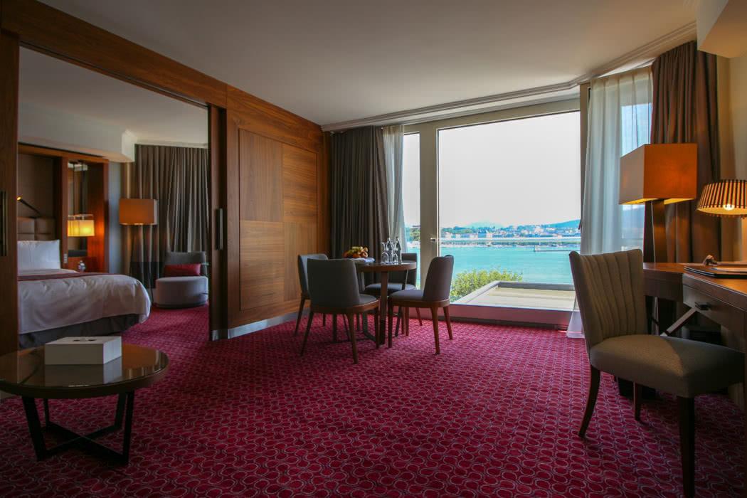 Hotel Review: Kempinski Geneva