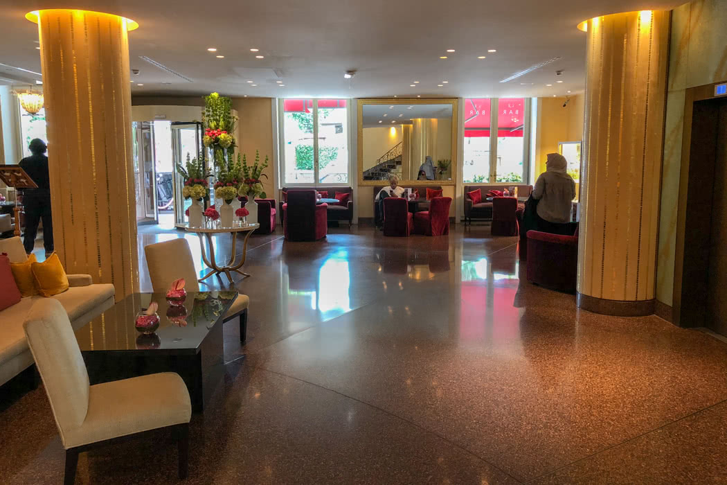 Review: Le Richemond Geneva, Switzerland