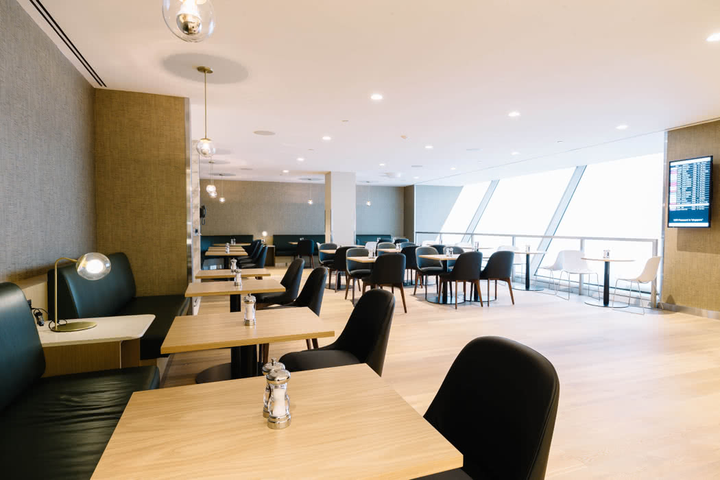 Picture Review: British Airways JFK Terminal 7 First Class Airport Lounge