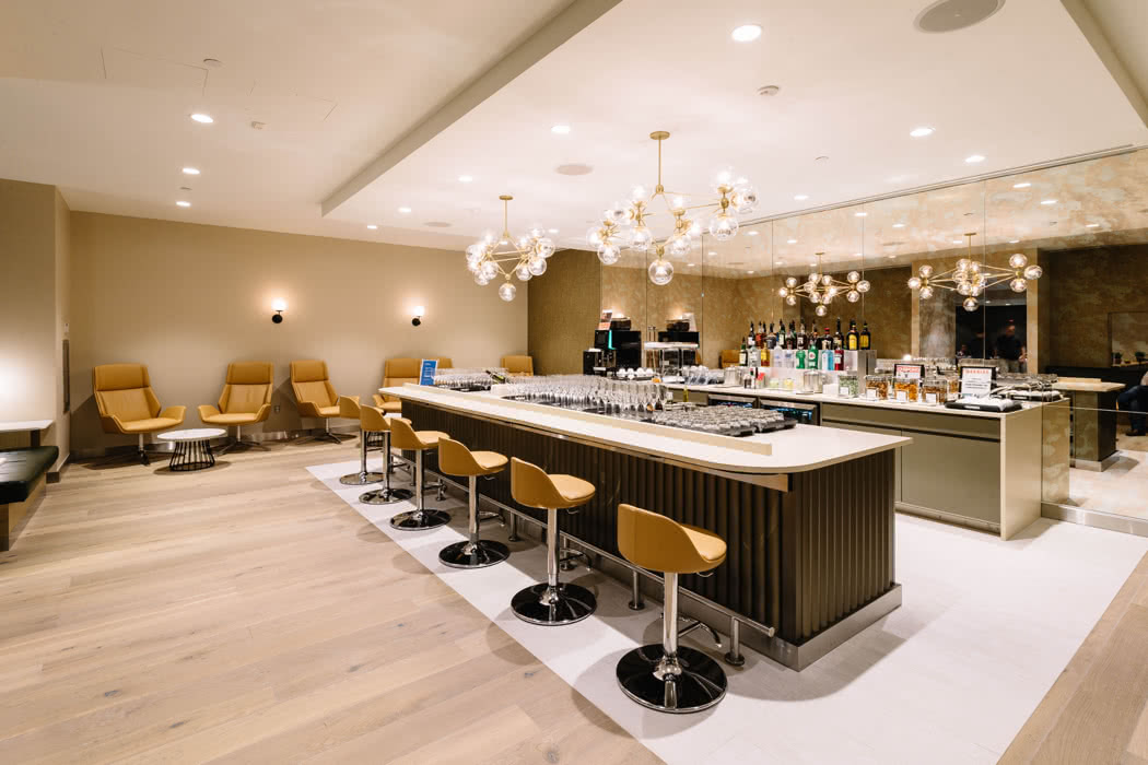 Ba Lounge Terminal 3 >> Picture Review: British Airways JFK Terminal 7 First Class ...