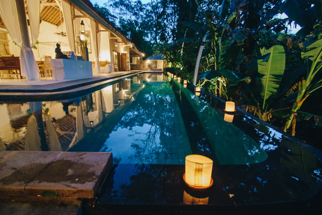 Review Of The Exclusive Villa Sungai Bali In Canggu