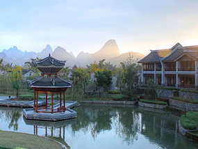 2 Nights At The Banyan Tree Yangshuo, Guangxi, China