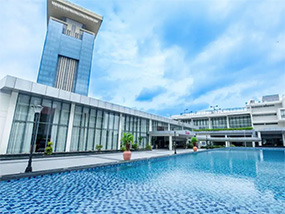 4 Nights At Becamex Hotel New City, Thu Dau Mot City, Vietnam