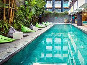 2 Nights At Tijili Seminyak Hotel In Bali, Indonesia