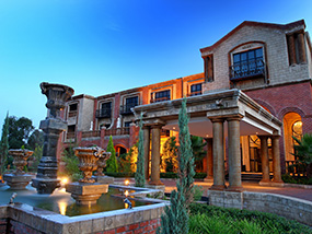 3 Nights At Velmore Hotel & Spa, Gauteng, Erasmia, Centurion, South Africa