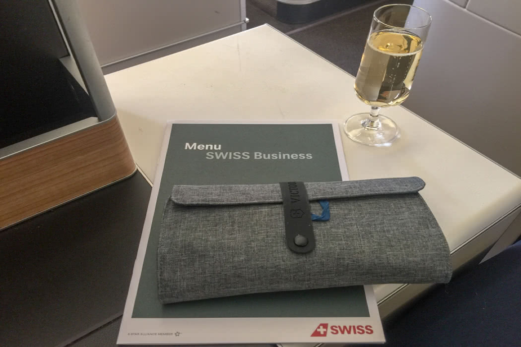 Flight Review: Swiss B777-300ER Business Class, Zurich to Bangkok