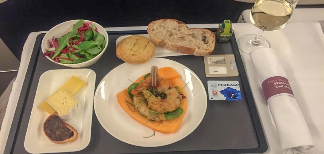Flight Review: Swiss B777-300ER Business Class, Zurich to Bangkok