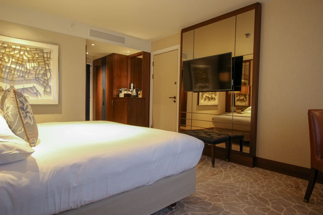 Review: InterContinental London Park Lane, England