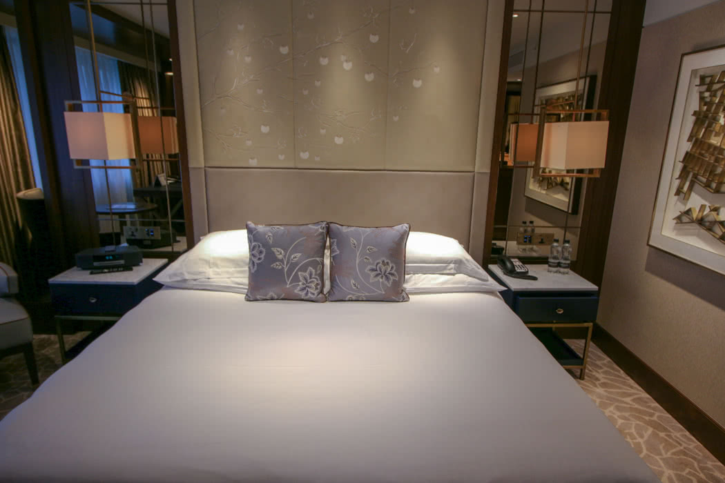 Hotel Review: InterContinental London Park Lane, London