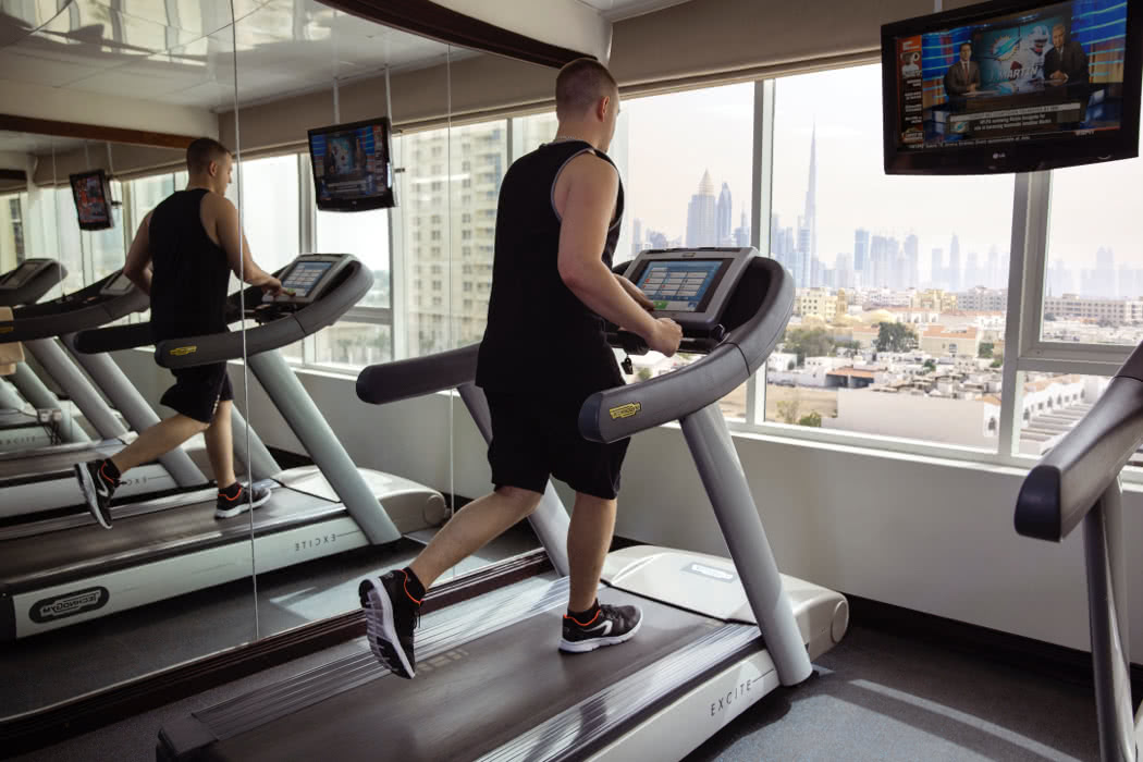 Hotel Review: Jumeira Rotana Dubai