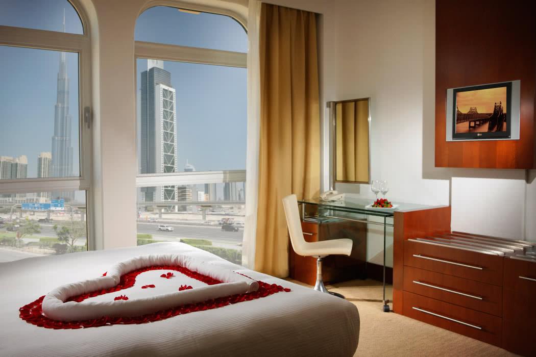 Hotel Review: Villa Rotana Dubai