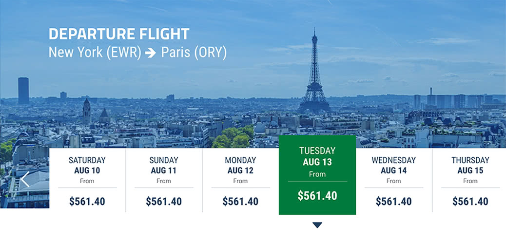 Phenomenal Flash Sale. New York To Paris In Business Class For $561!