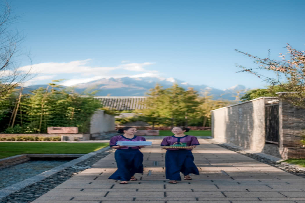 Review: Banyan Tree Lijiang