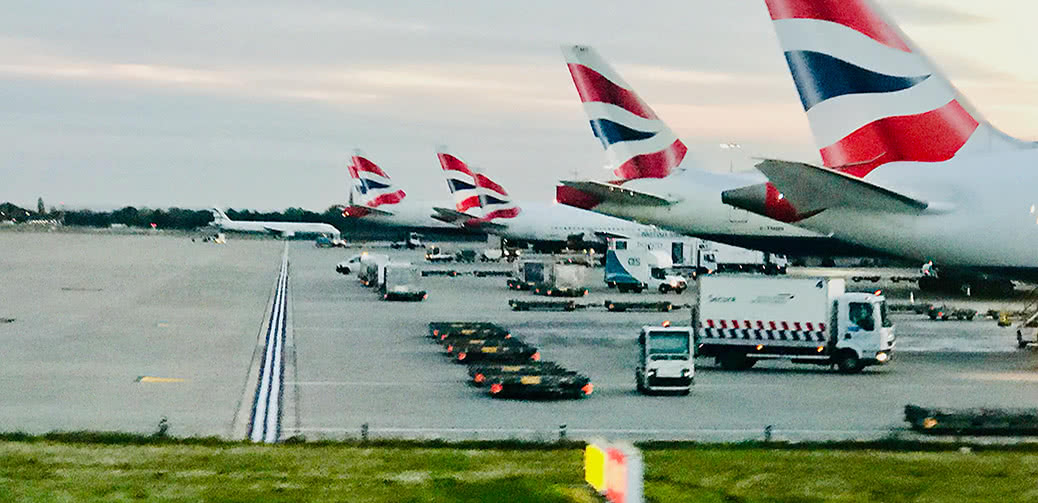 Urgent Upgrade Trick: Fly British Airways First Class For 500GBP