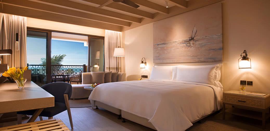 Review: Saadiyat Rotana Resort & Villas, Saadiyat Island, Abu Dhabi