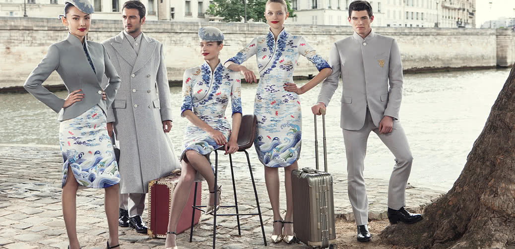 The Most Stylish Flight Attendant Uniforms Of 2018