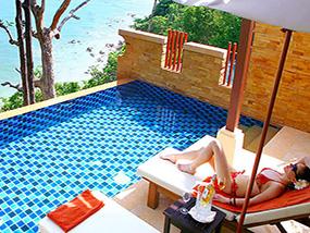 4 Nights In An Ocean View Pool Villa In Koh Lanta, Thailand