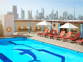 3 Nights At Jumeira Rotana Dubai In Satwa, Dubai, UAE
