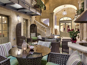 3 Nights For 2 People At Palazzo Consiglia Valletta, Malta