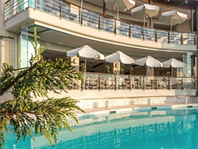 7 Nights At Cosmopolitan Hotel & Spa, Katerini Beach, Greece