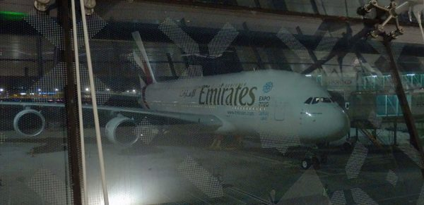 Emirates Boeing A380 Business Class Flight Reviews