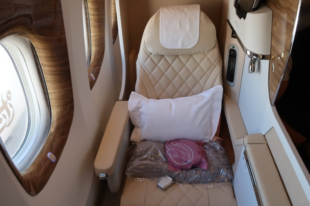Flight Review: Emirates Boeing 777 New Business Class Brussels To Dubai