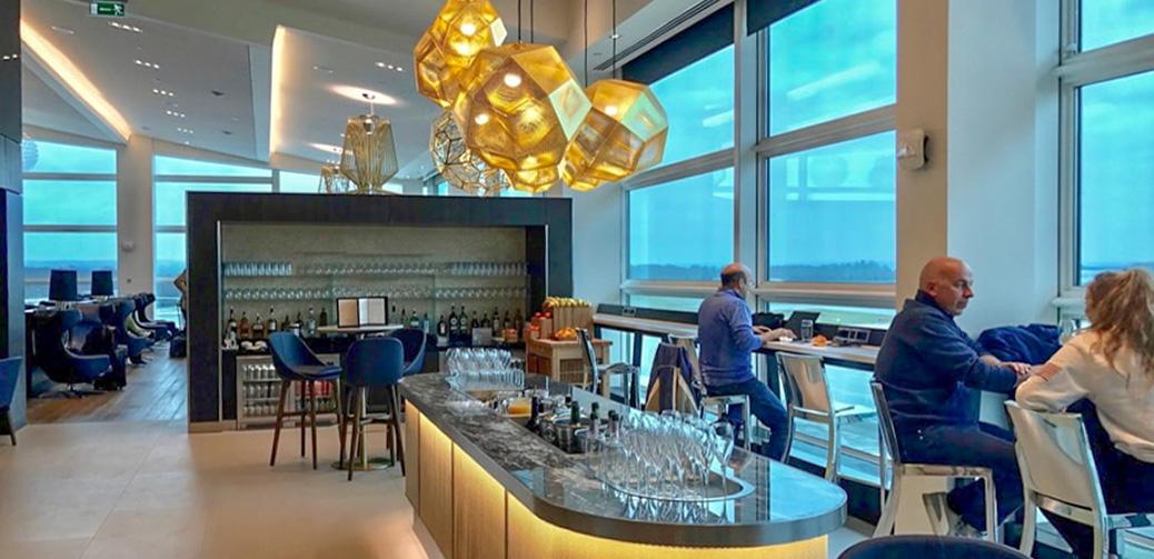 Best British Airways Airport Lounge In London Gatwick