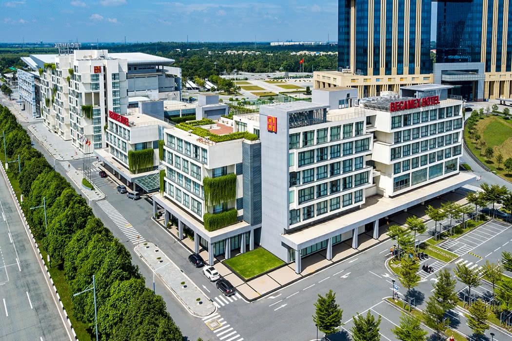 Review: Becamex Hotel New City, Thu Dau Mot City