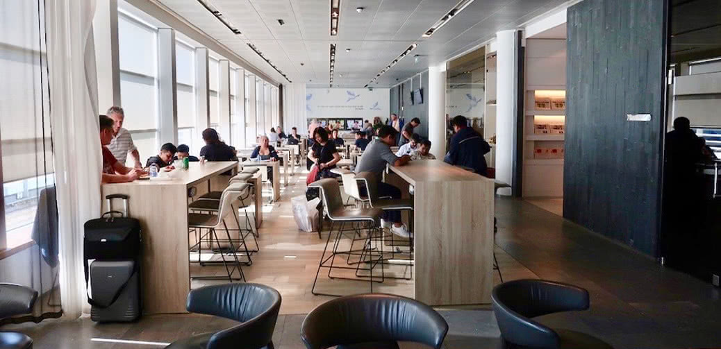 Review: Emirates & Brussels Airlines Airport Lounge Terminal B: The Suite