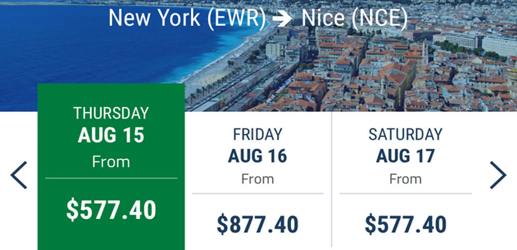 Still Available! Business Class Flights To Europe From $577