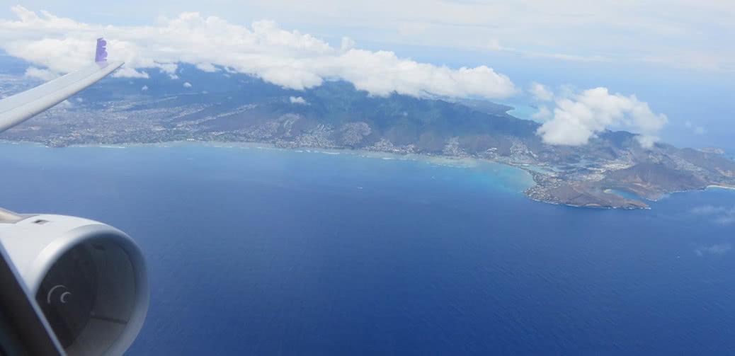 Not All Delta Flights Make It To Hawaii