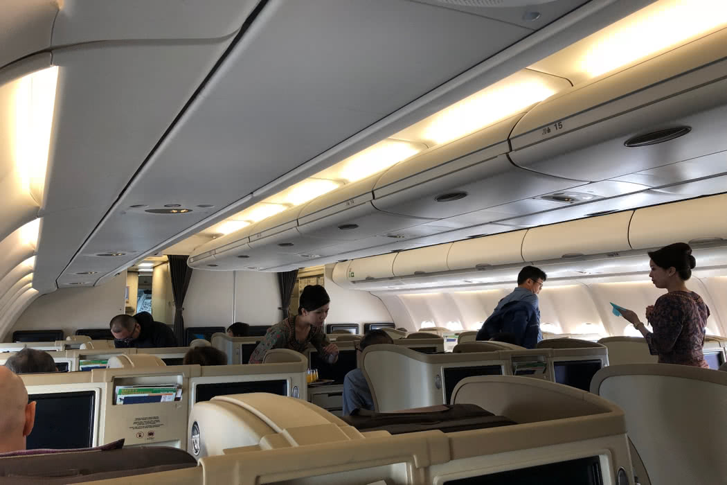 Flight Review: Singapore Airlines A330 Business Class, KUL to SIN