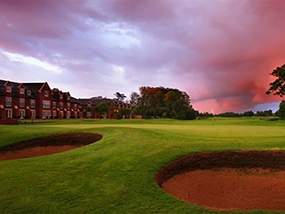 2 Nights At Formby Hall Golf Resort & Spa, Near Liverpool, UK