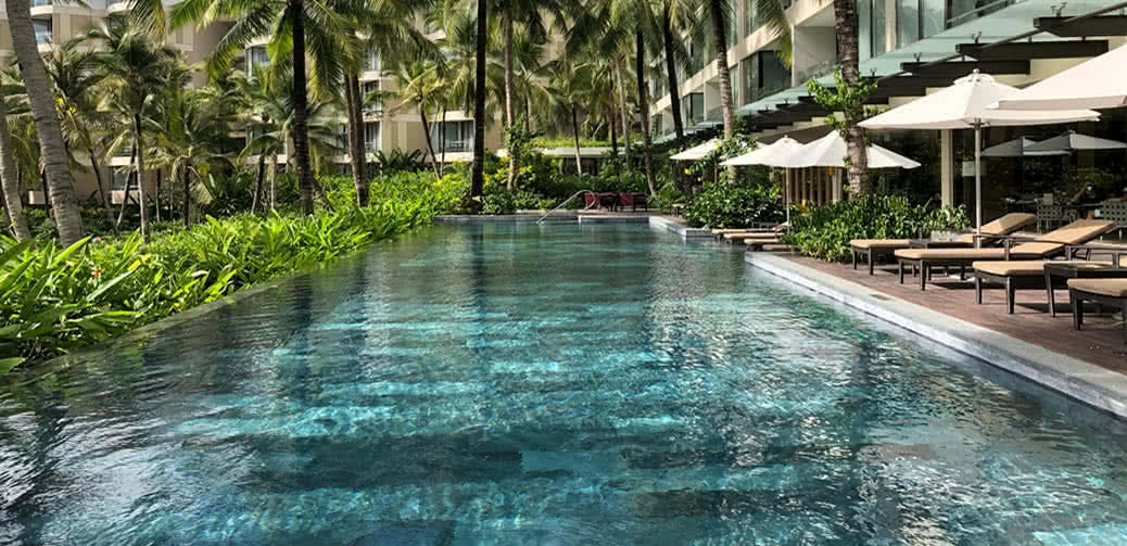 IC Phu Quoc Long Beach Resort Club Lounge Review
