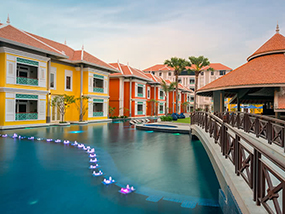 7 Nights At Memoire Palace Resort & Spa, Siem Reap, Cambodia