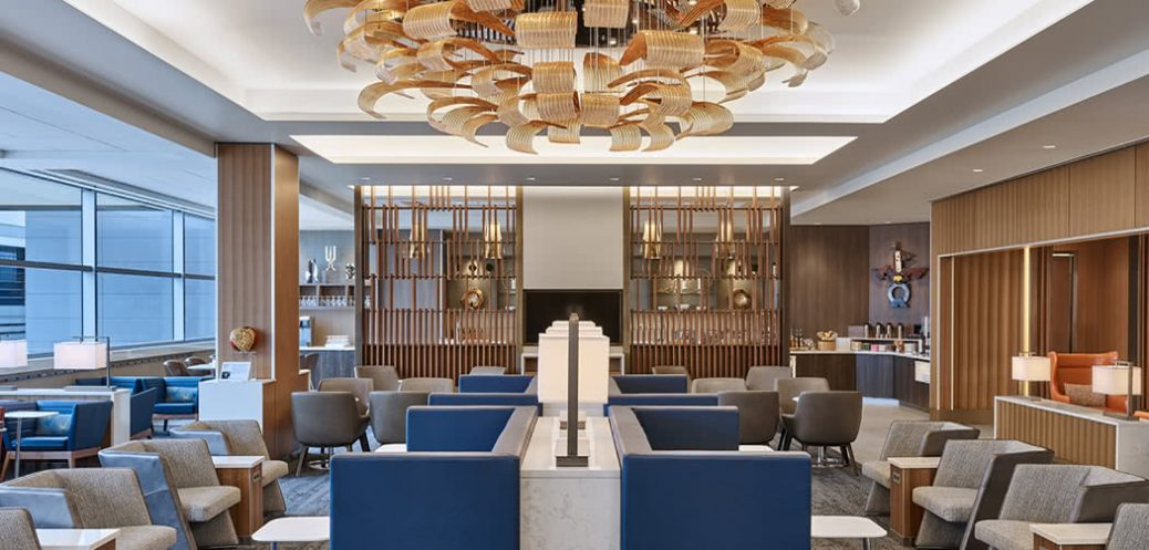 Photo Review: New Phoenix Delta Sky Club Airport Lounge