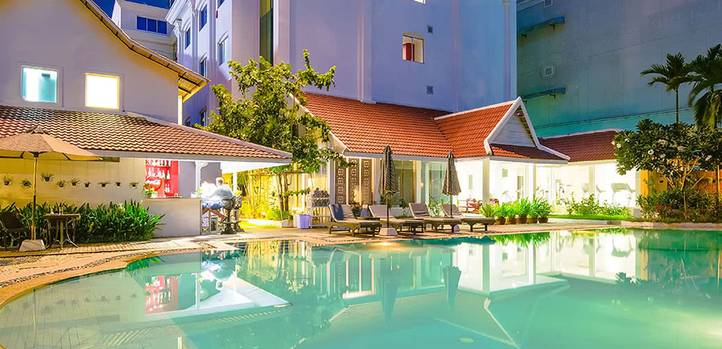 Review: Memoire D'Angkor Boutique Hotel, Siem Reap, Cambodia