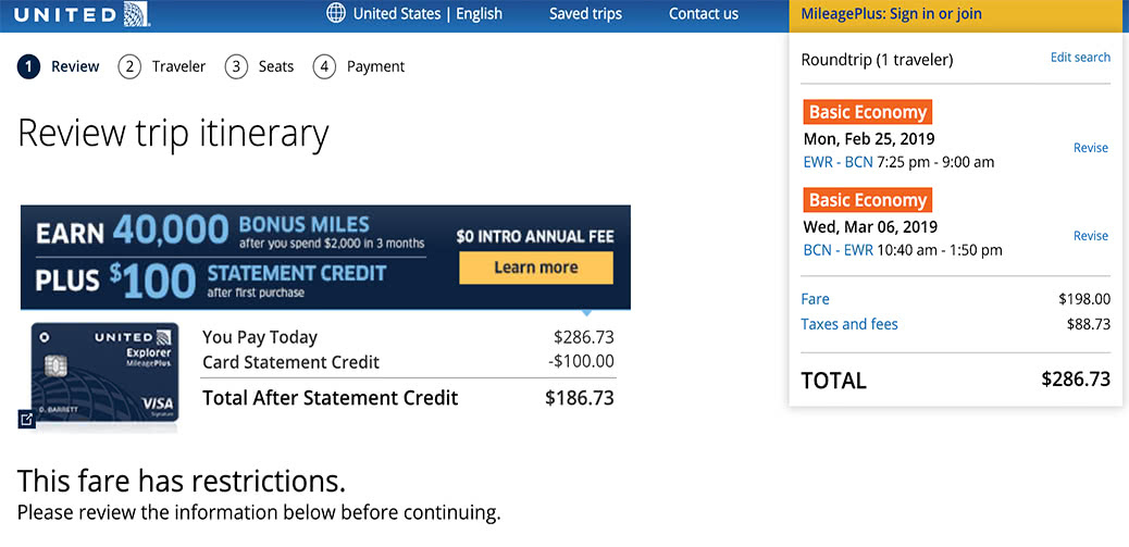 Ridiculous! Fly Delta To Europe for $286