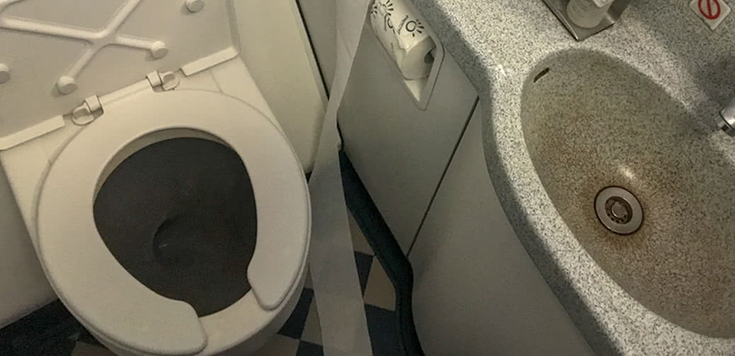 Airport Filth: Would You Put Your Laptop, Phone, Coat & Cuddly Toys In This?