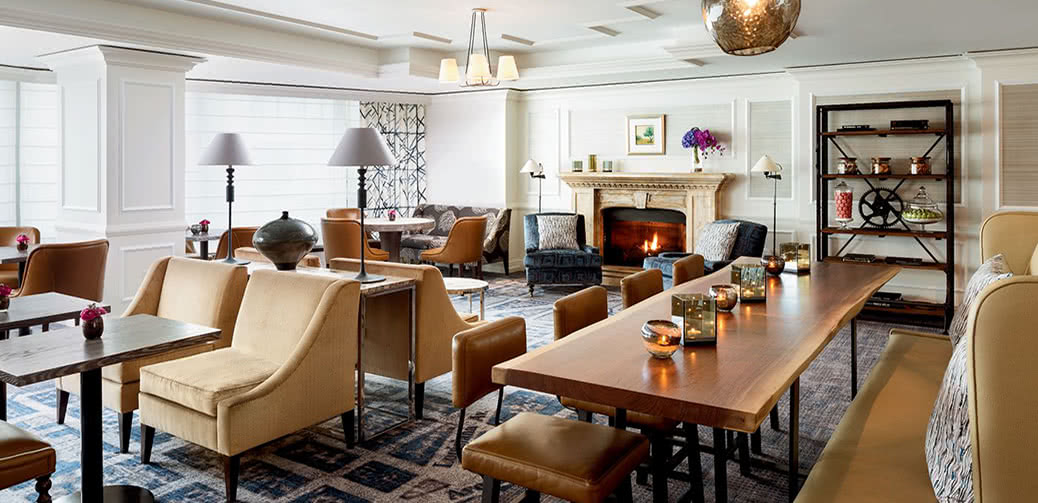 Best Hotel Executive Or Club Lounges In Washington DC
