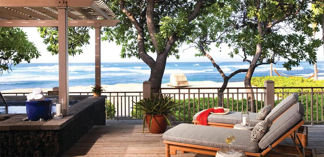 Four Seasons Hualalai Promotion Guarantees Free Upgrades!