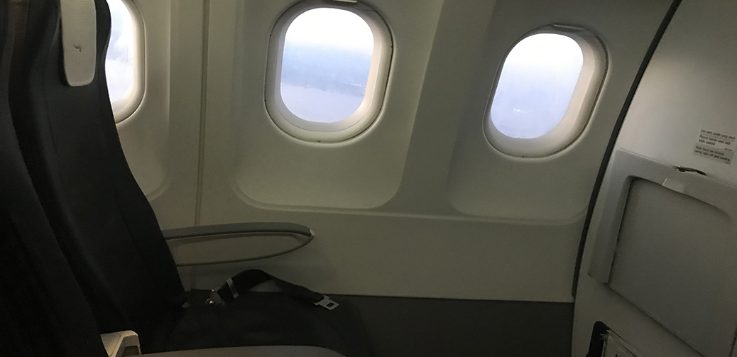 I Just Experienced A Real Life Free Flight Upgrade On British Airways!