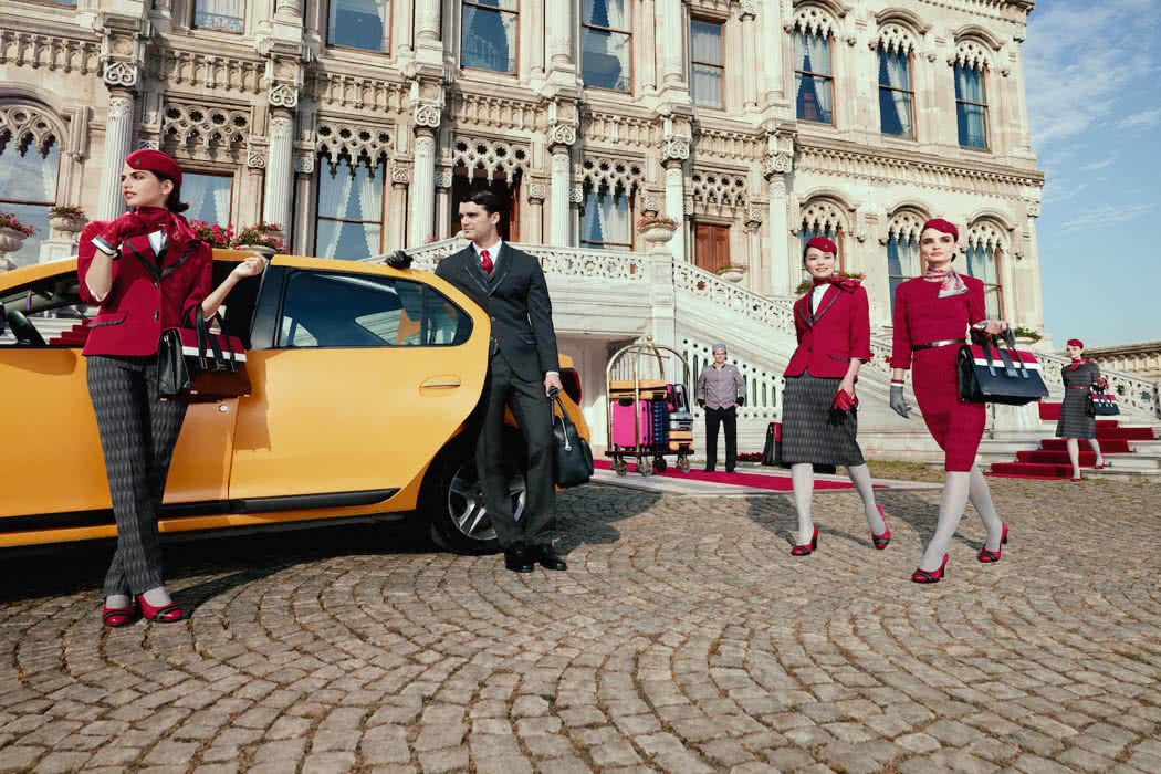 Beautiful Airline Uniforms To Make You Smile