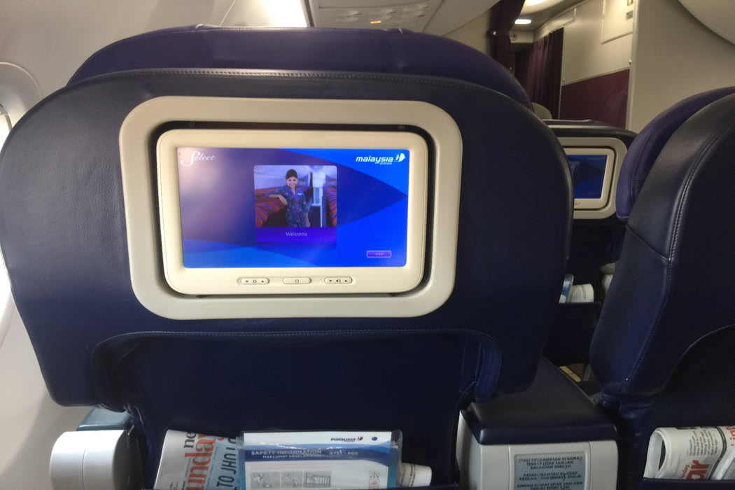 Flight Review: Malaysia Airlines 737 Business Class KUL – BKK